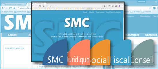 Nouveau site SMC