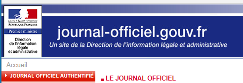 journal-officiel